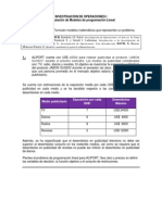 IO12013I - Formulacion de Modelos Soluciones v1