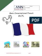 Bienvenue - French Textbook(5)