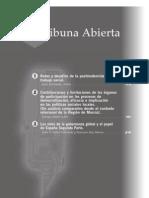 11 - RETOS Y DESAFÍOS DE LA POSTMODERNIDAD AL TRABAJO SOCIAL