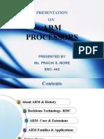 ARM Processor E442