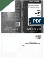 Mariano Narodowski - Despues de clase. Desencantos y desafios.pdf