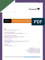 Revista Sarasuati.[2009] Número 1