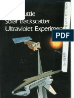 The Shuttle Black Scatter Ultraviolet Experiment Pamphlet