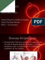 Farmacología Sistema Respiratorio
