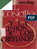 Kung Hans El Concilio y La Union de Los Cristianos