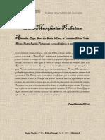 Bula Manifestis Probatum