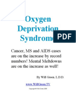 Oxygen Deprivation Syndrome