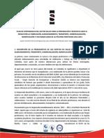 Plan de Contingencia Lesiones Por P%C3%B3lvora