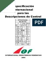 Descripcion Controles Iof 2004 Especiificacion Internal. Para Descripcion Controles