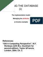 2013 Topic 8 Database Design II - Schemas