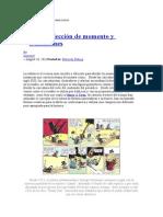 Selección de viñetas y transiciones
