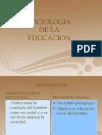 tema 3 TEORIAS DE SOCIOLOGÍA DE LA EDUCACIÓN