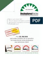 Oferta Publicitate Desteptarea