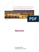 Abstracts ISHHC 2009 Synthesis, Characterization and Catalytic Evaluation of La0.75Sr0.25Co0.5Fe0.5O3 Oxide in the Catalytic Decomposition of Hydrogen Peroxide)