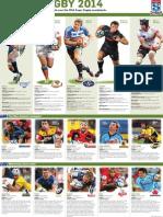Super rugby 2014
