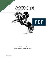 Mallorquí, José - El Coyote 001 - El Coyote