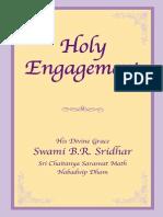 Holy Engagement
