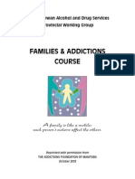 Families and Addictions