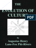 The Evolution of Culture by Augustus Henry Lane-Fox Pitt-Rivers