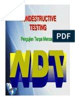 Introduction of Ndt Non Destructive Test