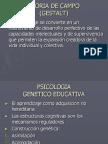 Teorias Mediacionales y No Mediacionales