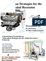 Innovation Strategies for the Global Recession.