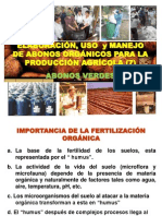 7 Abonos Verdes Elaboracin Uso y Manejo de Abonos Orgnicos 121128153106 Phpapp01