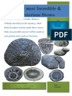 Vol.05 World Most Incredible & Mysterious Stones