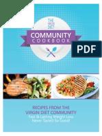 The J J Virgin Diet Community Cookbook