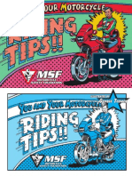 riding tips