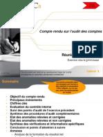 6.1.3. CR Audit Des Comptes