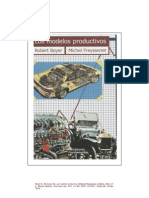 Los Modelos Productivos, Version Castellana