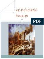 Industrial Revolution - Social Consequences