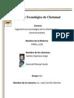 Traducción del Tema 1 y 2 HTML- Jorge Santos Espinoza-Javier Soancatl Nonoal