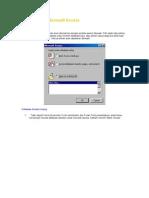 Belajar Dasar Microsoft Access