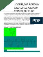Microsoft Word - Zbirka Detaljno Resenih Zadataka Za 2 Rezred