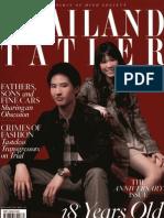 The Sweeter the Better - Thailand Tatler Sept09