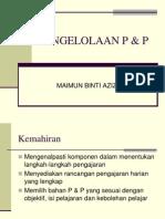 Pengelolaan p & p
