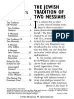 The Jewish Tradition of Two Messiahs - David Sper, Kevin Williams