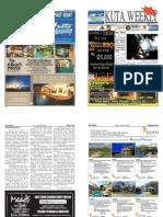 "Kuta Weekly-Edition 374 ""Bali's Premier Weekly Newspaper"""