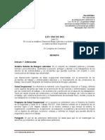 Ley+1562+de+2012 +Ley+de+Riesgos+Laborales