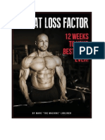 Fat Loss Factor Book