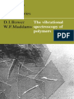 (Cambridge Solid State Science Series )D. I. Bower, W. F. Maddams-The Vibrational Spectroscopy of Polymers (Cambridge Solid State Science Series)-Cambridge University Press(1989)