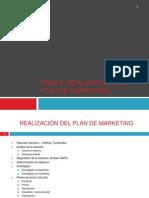 Tema 2 Realizacion Del Plan de Marketing