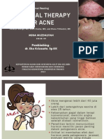 Hormonal Therapy for Acne