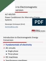 01 Electricity Fundamentals ALT405 505