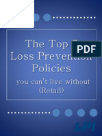The Top 7 LP Policies Retail