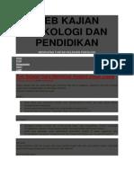 Web Kajian Psikologi Dan Pendidikan