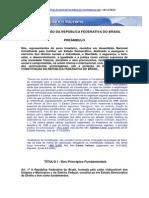 Cf 88 Comentada Pelo Stf - 2013