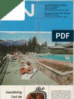 1968 CN Schedule